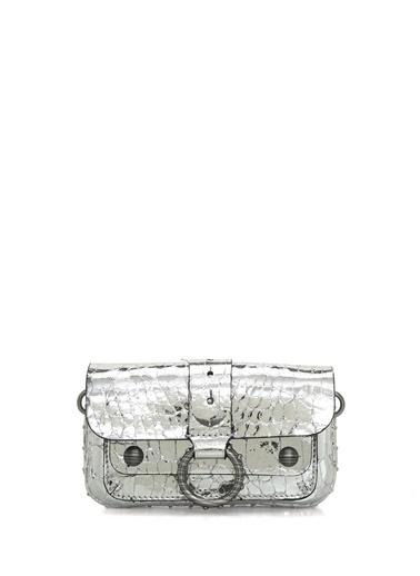 Zadig&Voltaire Bel Çantası Gümüş